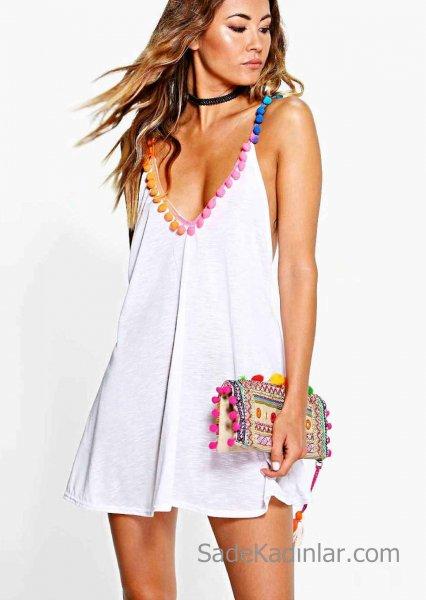 Beyaz-Elbise-Modelleri-Ponponlu-plaj-elbisesi.jpg