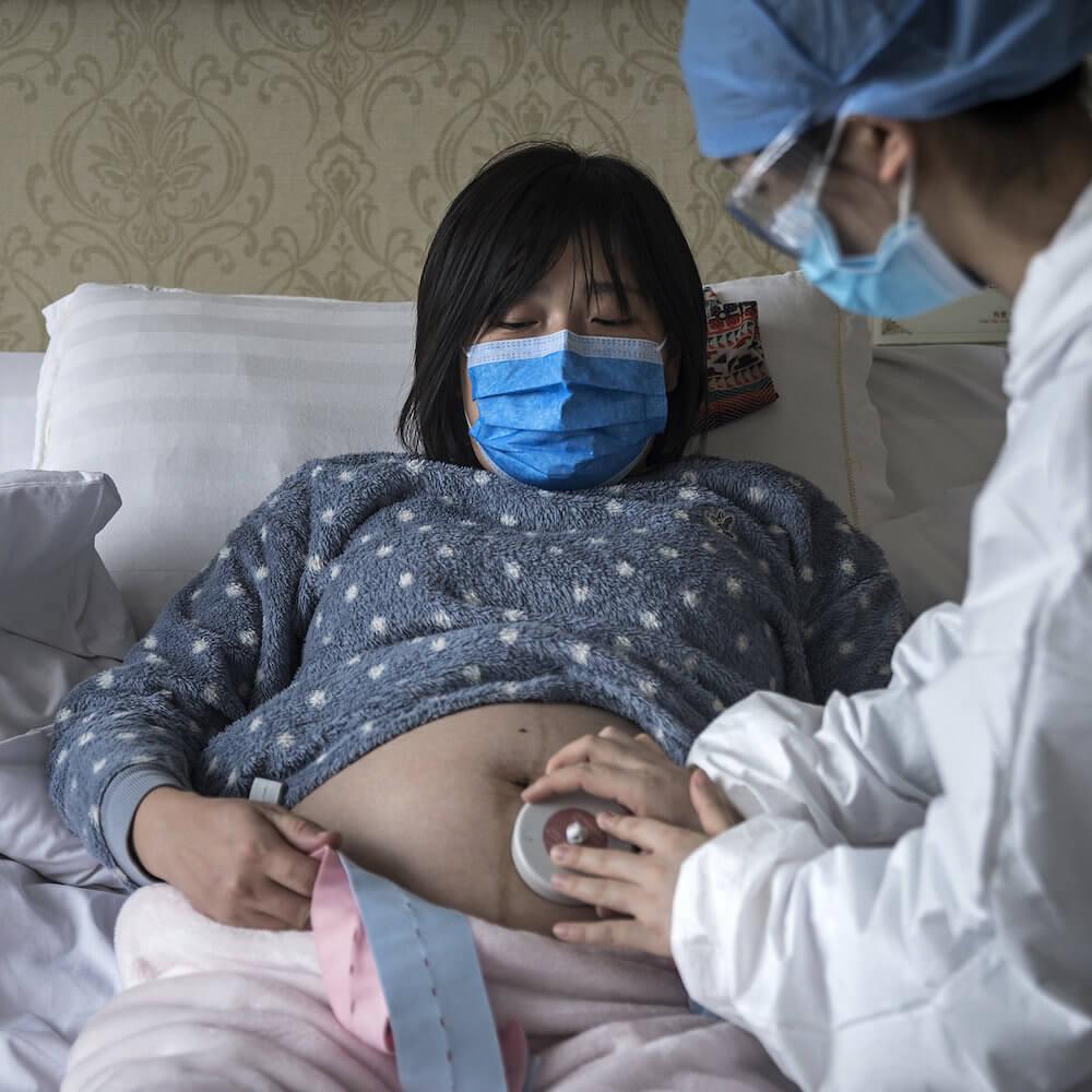 Gebelikte Korona Virüsü