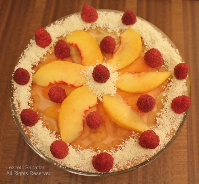 Şeftalili Trifle.2.JPG