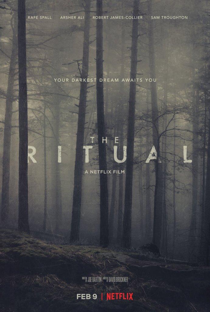 the ritual jpg - Netflix'teki En İyi 20 Korku Filmini Seçtik