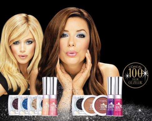 Renk otoritesi L'Oréal Paris