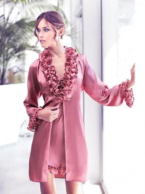 Sonbahar ve kışı KRYOLAN'ın feminen sıcak renkleriyle karşılayın 42