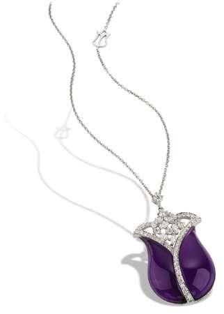 Aşkın simgesi lale, Topall Jewellery ile hayat buluyor 10