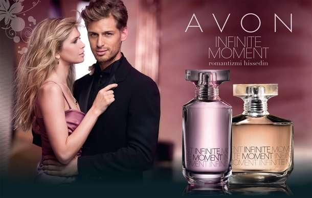 Avon Infinite Moment ile romantizmi hissedin 56