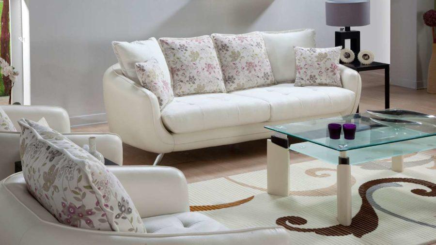 Modern beyaz koltuk tak mlar - Modern Beyaz Koltuk Tak Mlar Daha Modern Ve Daha Sevimli Bonita Koltuk Tak M Stikbal With Klasik Gen Odas Takmlar