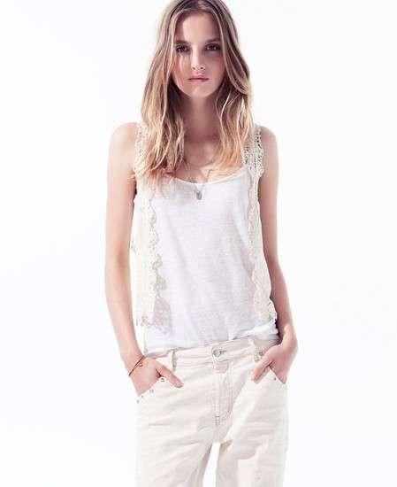 Zara Mayıs Lookbook 2012