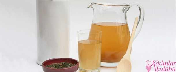 Kombu çayı neden iyi hissettiriyor
