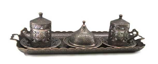 Osmanlı Türk Kahve Setleri