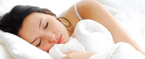 Zayıflamak için uyku düzeninize ayarlayın