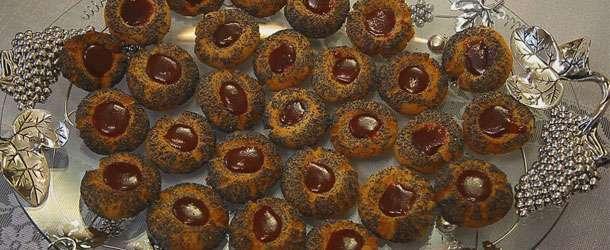 Marmelatlı haşhaşlı kurabiye tarifi