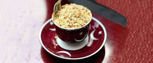 Cilveli kahve tarifi