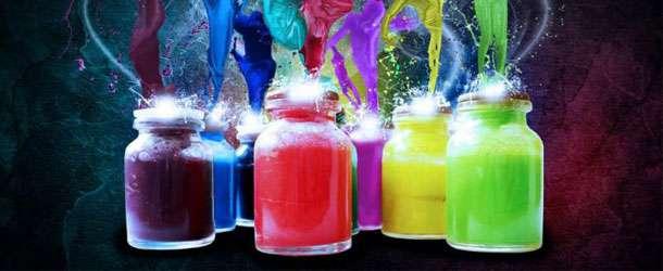 Organik gıda boyası nasıl yapılır ?