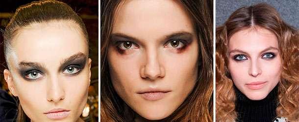 2013 Sonbaharın Makyaj Trendleri