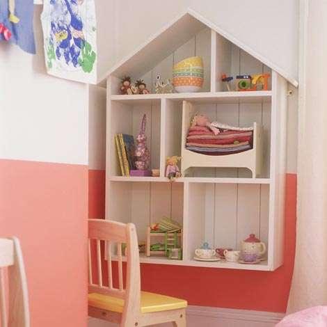 2014 çocuk odası raf modelleri