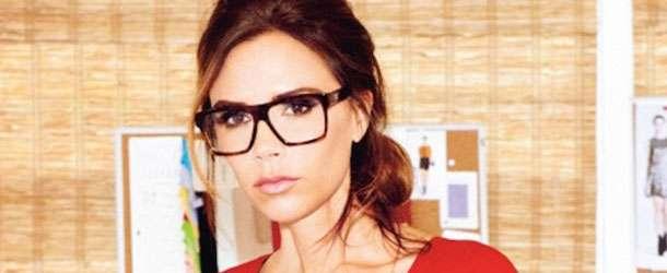 Victoria Beckham 2013 gözlük çerçeveleri