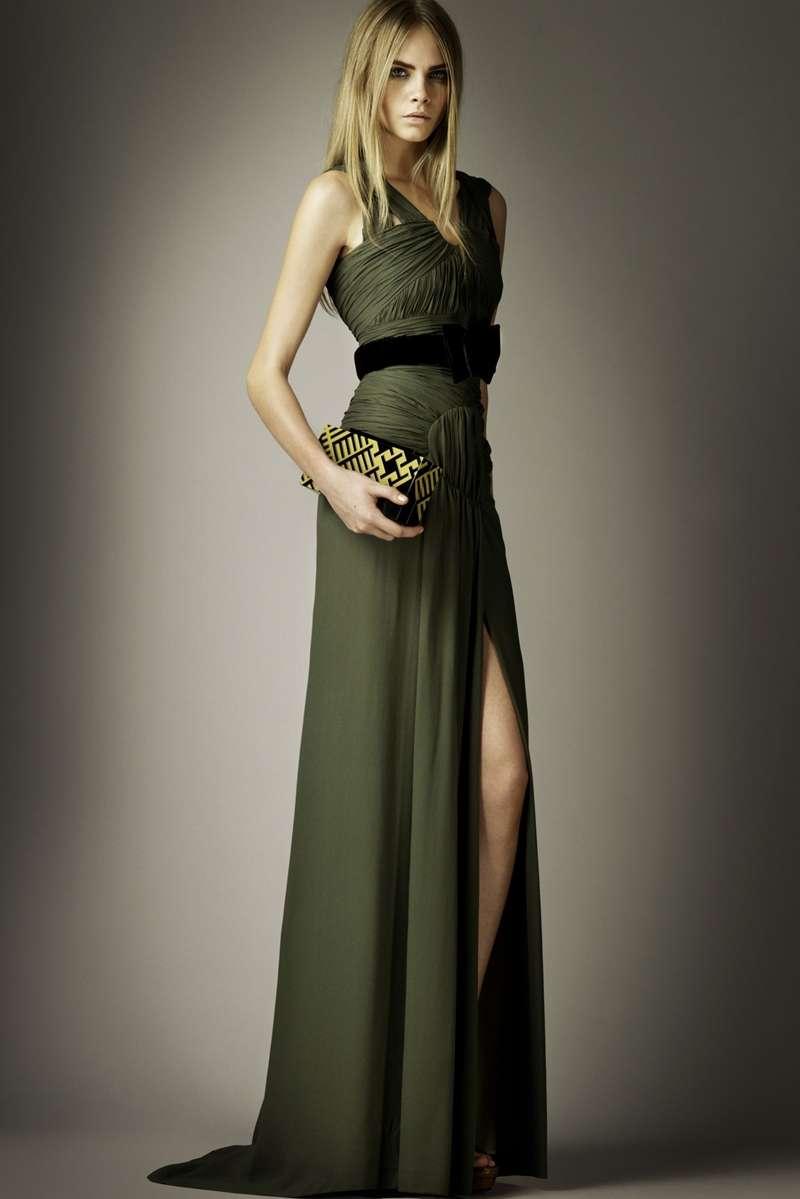 Burberry 2013 Gece Kıyafetleri