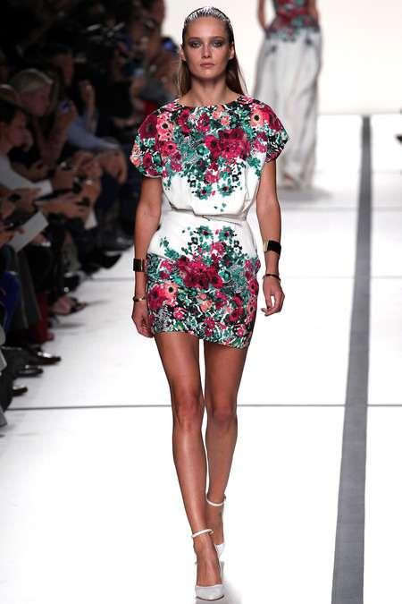 Elie Saab 2014 İlkbahar Elbise Modelleri