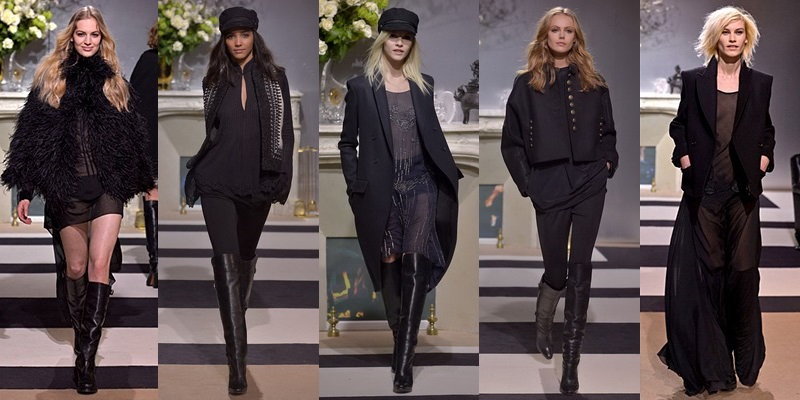 2014 H&M kış koleksiyonu