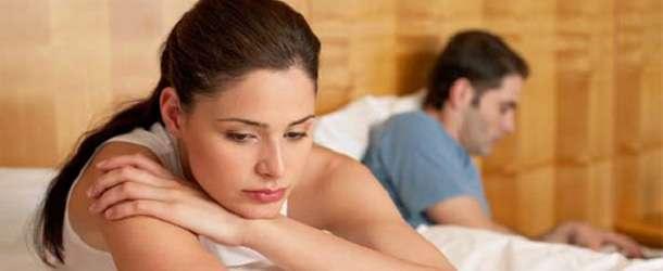 Evlilikteki cinsel sorunlar