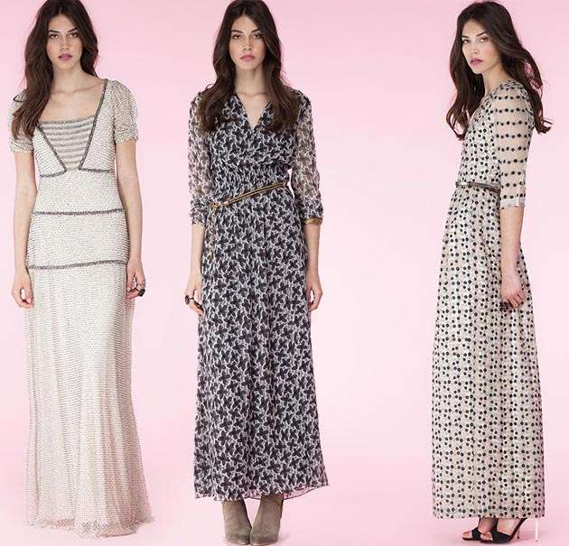 Hoss Intropia 2014 Elbise Modelleri