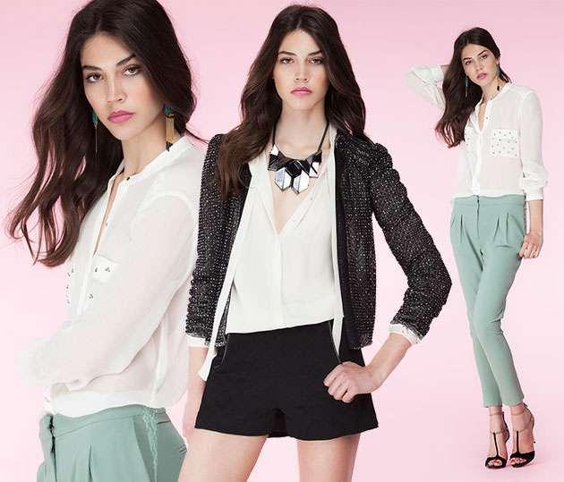 Hoss Intropia İlkbahar / Yaz 2014 Elbise Modelleri