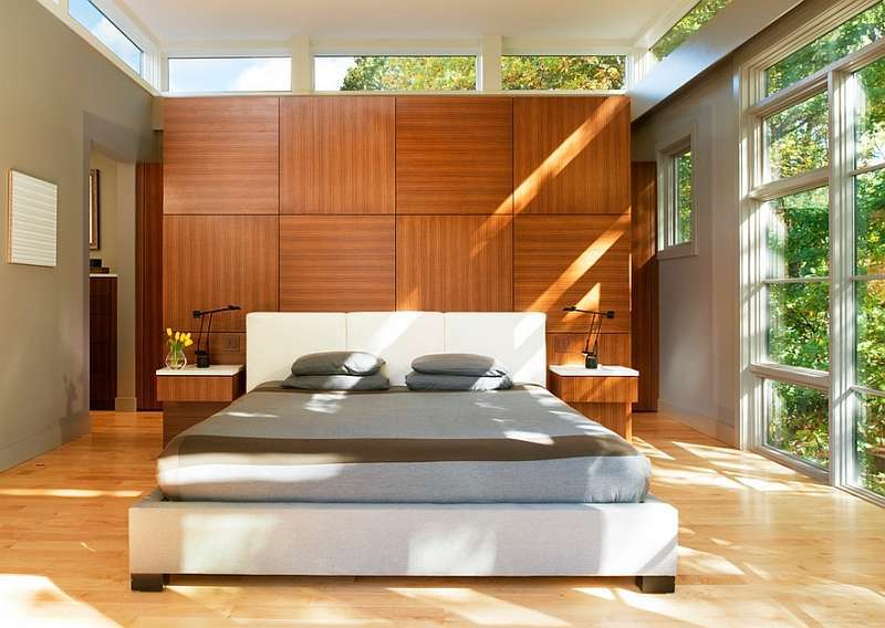 Zen bedroom design