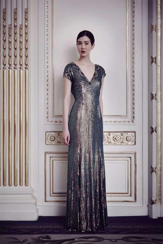 Jenny Packham 2014 Sonbahar Kış Koleksiyonu 6