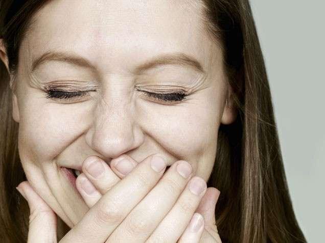 Metobolizma hızlandırmak için gülmek