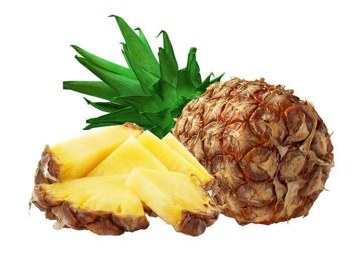 Metabolizma hızlandırmak için ananas