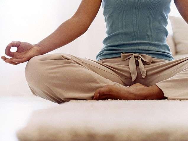 Metabolizmanızı hızlandırmak meditasyon