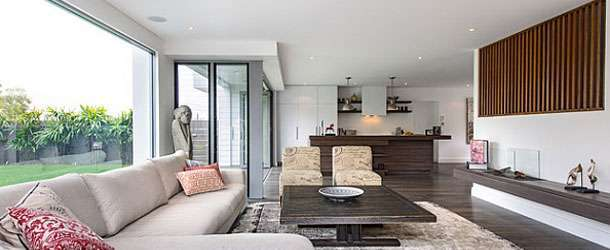 Modern ev için salon fikirleri