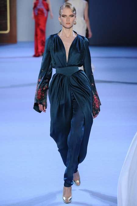 Ulyana Sergeenko 2014 İlkbahar/Yaz Couture