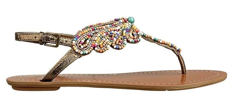 Yaz için kullanışlı sandalet modelleri