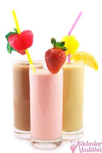 Alkali detoks diyet içecekleri