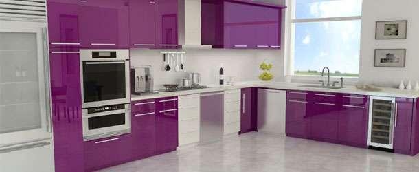 Mutfaklarda 2015 renkleri