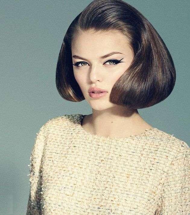 Kısa Gelin Saçı Modelleri