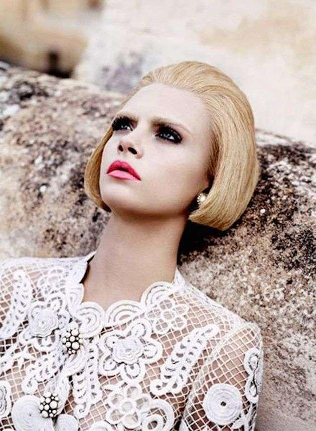 Kısa Gelin Saçı Modelleri 2015
