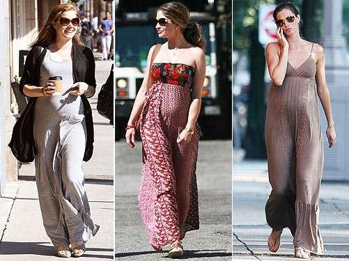 hamile elbise modelleri 2015
