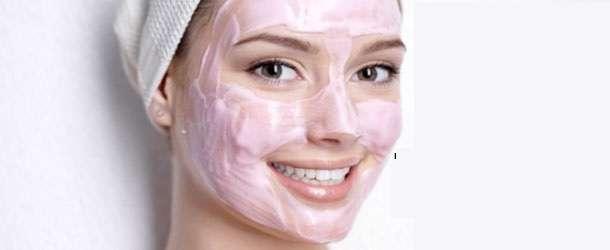 Sivilceli Cilt İçin Maske