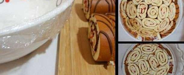 Hindistan Cevizli Kubbe Pasta Tarifi