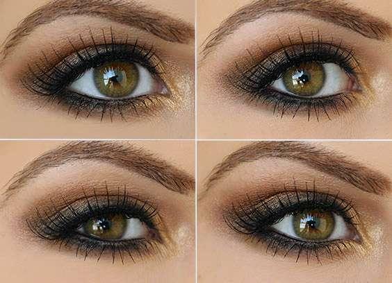 Göz makyajı örnekleri resim galerilerimiz İçin tıklayınız 26
