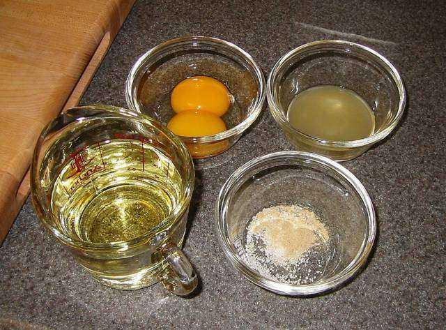 Как сделать домашний майонез рецепт с фото