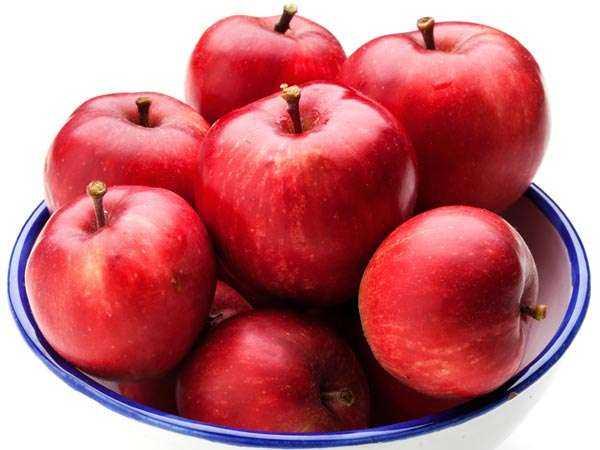 elma diyeti ile 5 günde 4 kilo