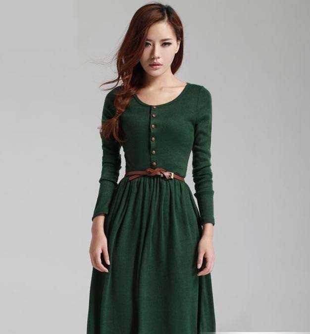 ea2eccc626916 lila tek omuz elbise ince gösteren elbise modelleri