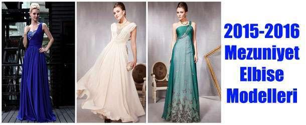 2015-2016 Mezuniyet Elbiseleri