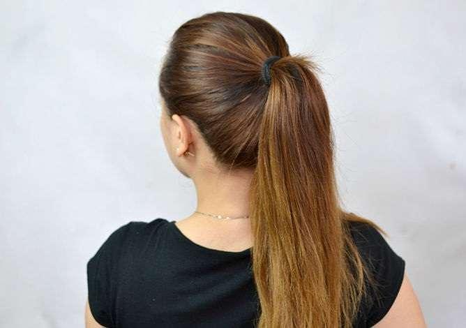 2 Dakikalık Kolay Saç Modelleri