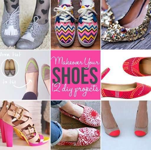 Eski Ayakkabıdan Neler Yapılır