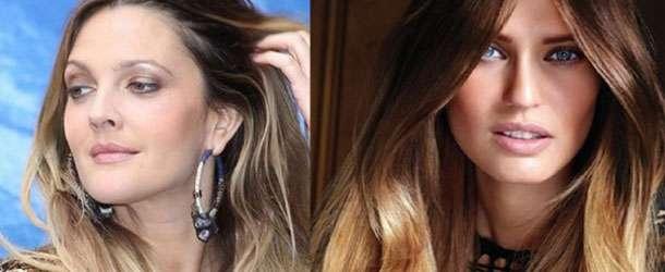Ombre Saç Modelleri 2015 Örnekleri