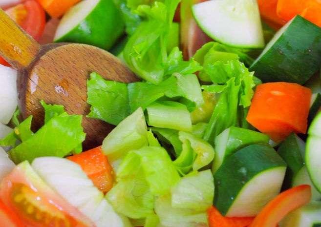 Cobb Salatası Nasıl Yapılır Resimli Tarif 95