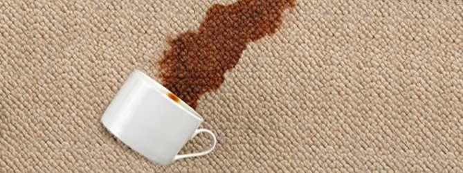 Kahve Lekesi Halıdan Nasıl Çıkar?